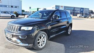 Jeep Grand Cherokee Summit Facelift 3.0 184kW