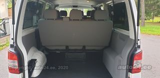 Volkswagen Transporter Long 2.0 62kW