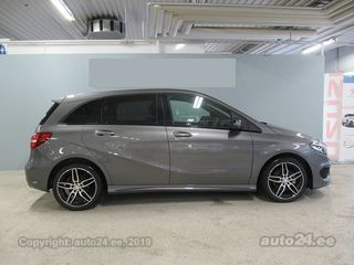 Mercedes-Benz B 180 AMG Line Night Package 1.5 80kW