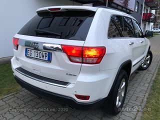 Jeep Grand Cherokee Limited 3.0 CRD V6 177kW