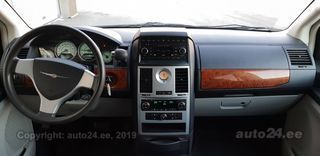 Chrysler Grand Voyager Stow&Go 2.8 120kW