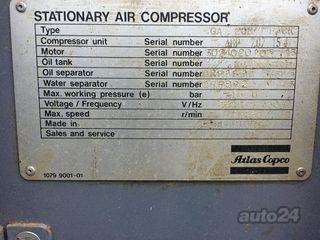 Atlas Copco GA208