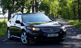 Honda Accord 2.2 110kW