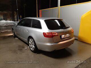 Audi A6 S-Line 2.7 132kW
