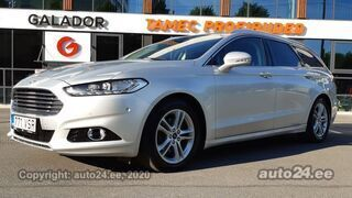 Ford Mondeo Titanium Safety Plus Winter II Package 2.0 Duratorq DOHC CR DI 110kW