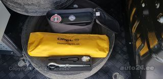Opel Combo CNG 1.4 R4 CNG 88kW