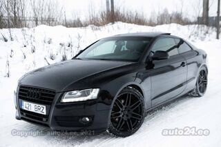 Audi A5 Coupe 2.7 140kW
