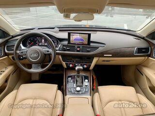 Audi A7 3.0 V6 180kW