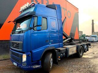 Volvo FH13 480 6x2 353kW