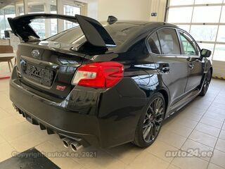 Subaru Impreza WRX STI FINAL EDITION 2018 300 HP 2.5 221kW