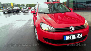 Volkswagen Golf Bluemotion 1.6 77kW