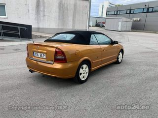 Opel Astra 1.8 92kW
