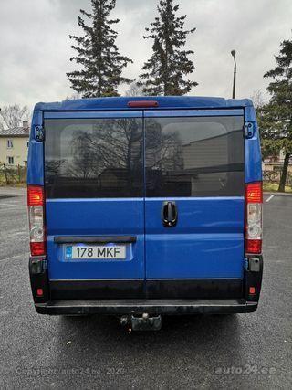 Peugeot Boxer 2.2 74kW