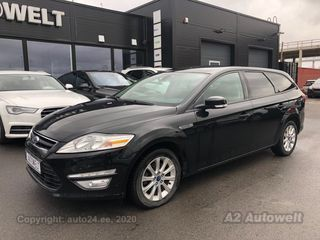 Ford Mondeo Turnier 1.6 TDCi 85kW