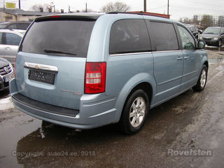 Chrysler Grand Voyager STOW N GO TOURING 2.8 CRD 120kW