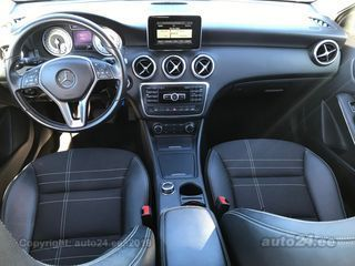 Mercedes-Benz A 180 Urban 1.6 turbo 90kW