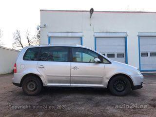 Volkswagen Touran 2.0 R4 100kW