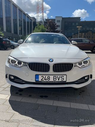 BMW 420 d Xdrive Gran Coupe Individual Luxury Line 2.0 140kW