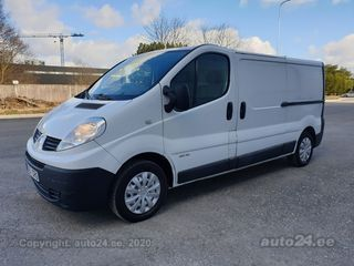 Renault Trafic Long 2.0 dCi 84kW