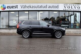 Volvo XC90 AWD B&W INSCRIPTION INTELLI SAFE PRO FULL 2.0 D5 MY2017 WINTER PRO 173kW