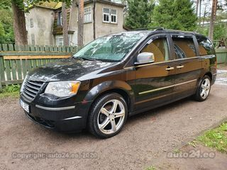 Chrysler Grand Voyager Stow n go 2.8 120kW