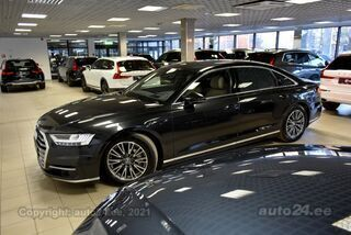 Audi A8 LANG QUATTRO VIP LUX+ SAFETY PRO FULL 3.0 WINTER PRO 210kW