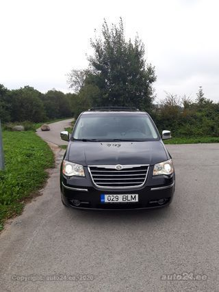 Chrysler Grand Voyager Limited Stow n Go 2.8 120kW
