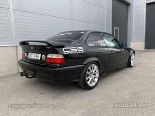 BMW 328 Street Drift 2.8 R6 142kW