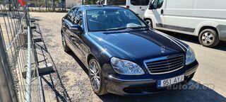 Mercedes-Benz S 350 3.7 180kW