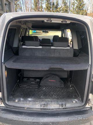 Volkswagen Caddy Maxi 2.0 103kW