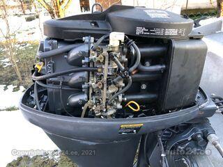 Buster M1 Yamaha F40