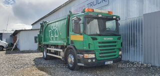 Scania P270 + CNG 199kW