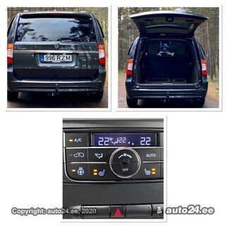 Lancia Voyager PLATINUM FACELIFT LIMITED EDITION STOW & G 2.8 CRD ATM 120kW