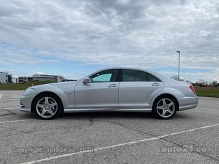 Mercedes-Benz S 350 Long 4-matic AMG-style 3.5 225kW