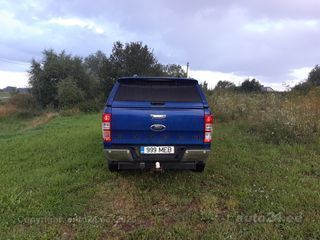 Ford Ranger Limited 2.2 110kW
