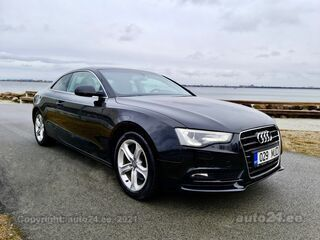 Audi A5 Coupe Facelift 2.0 TFSI 155kW
