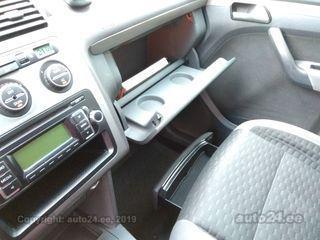 Volkswagen Touran TDI 2.0 103kW