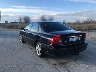 Volvo S80 2.4 120kW