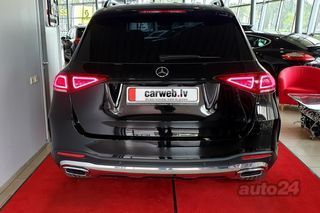 Mercedes-Benz GLE 300 D 4MATIC AMG 2.0 180kW