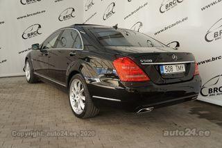 Mercedes-Benz S 500 Long V8 Biturbo 4.7 320kW