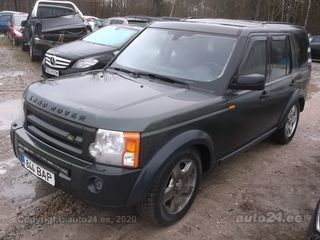 Land Rover Discovery 3 2.7 140kW