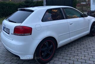 Audi A3 Quattro 3.2 184kW