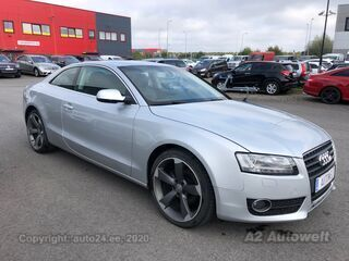 Audi A5 Coupe 2.0 132kW