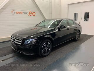 Mercedes-Benz E 200 4-Matic Avantgarde 2.0 Hybrid EQ Boost 155kW