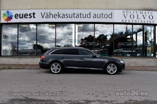 Audi A4 QUATTRO S-LINE DISTRONIC SAFETY PRO FULL 2.0 MY2017 WINTER PRO 140kW