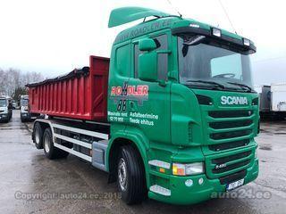 Scania R480 12.7 353kW