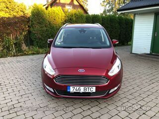 Ford Galaxy Titanium 2.0 110kW