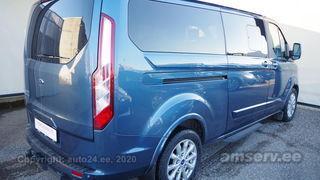 Ford Tourneo Custom Titanium 2.0 125kW