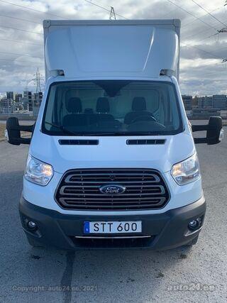 Ford Transit L4 Furgoon+lift 2.0 TDI 125kW