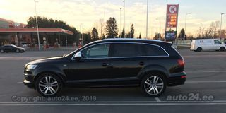Audi Q7 S-Line Executive Package 3.0 176kW